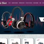 Global Net - diseño web