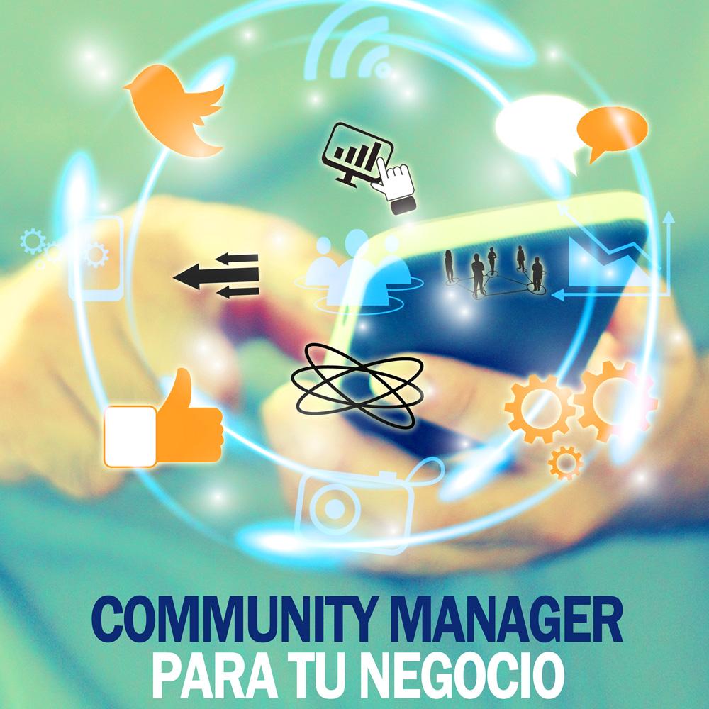 COMUNITY MANAGER REDES SOCIALES JIMPAGENCIA INTERNET