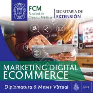 curso de marketing digital ecommerce community manager unc